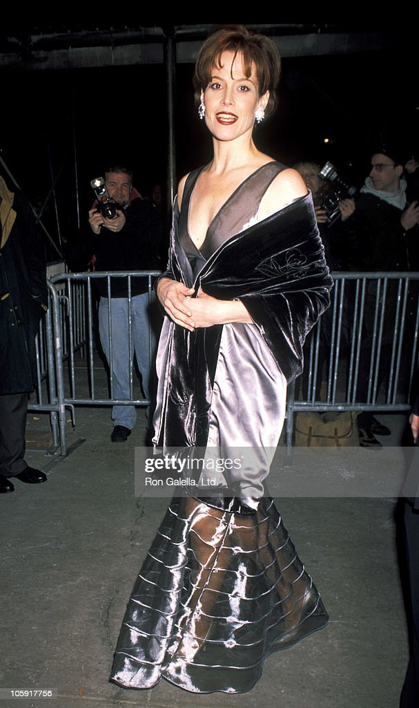 <a gi-track='captionPersonalityLinkClicked' href=/galleries/search?phrase=Sigourney+Weaver&family=editorial&specificpeople=201647 ng-click='$event.stopPropagation()'>Sigourney Weaver</a> during 14th Annual Council of Fashion Designers of America Awards at Lincoln Center in New York City, New York, United States.