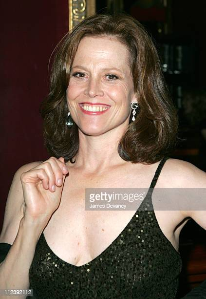 Sigourney Weaver during 2004 Toronto International Film Festival 'Imaginary Heroes' Party at The Premiere Lounge at Premiere Lounge in Toronto...