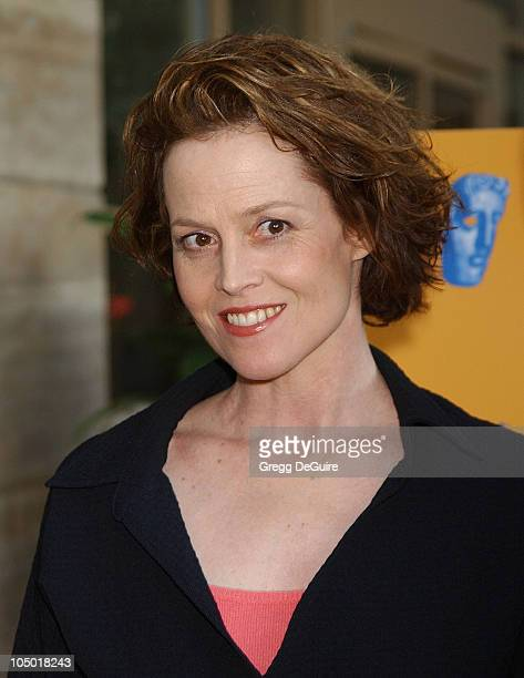 Sigourney Weaver during The 9th Annual BAFTA/LA Tea Party at Park Hyatt Hotel in Los Angeles California United States