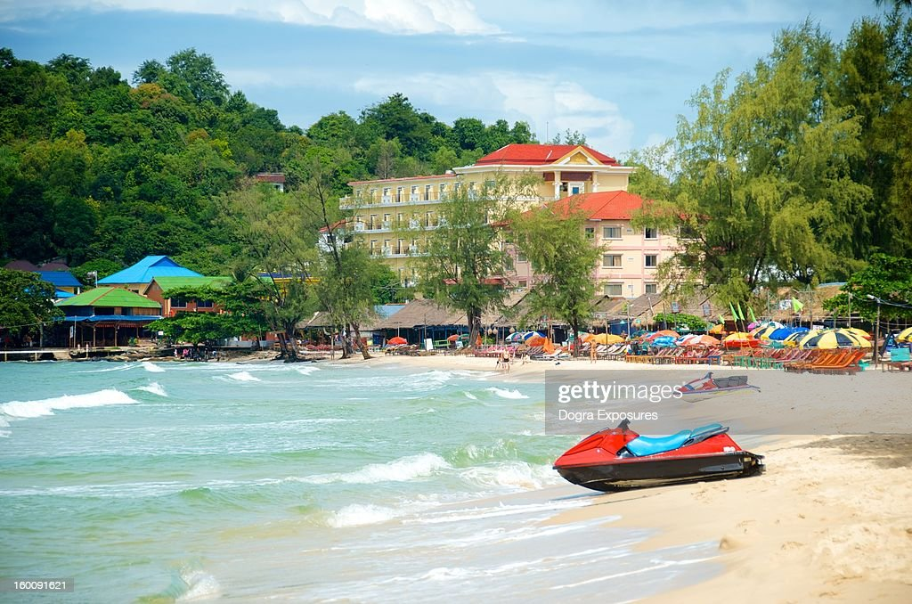 Sihanoukville : Stock Photo