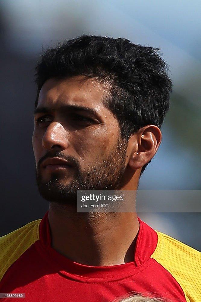 Zimbabwe v United Arab Emirates - 2015 ICC Cricket World Cup