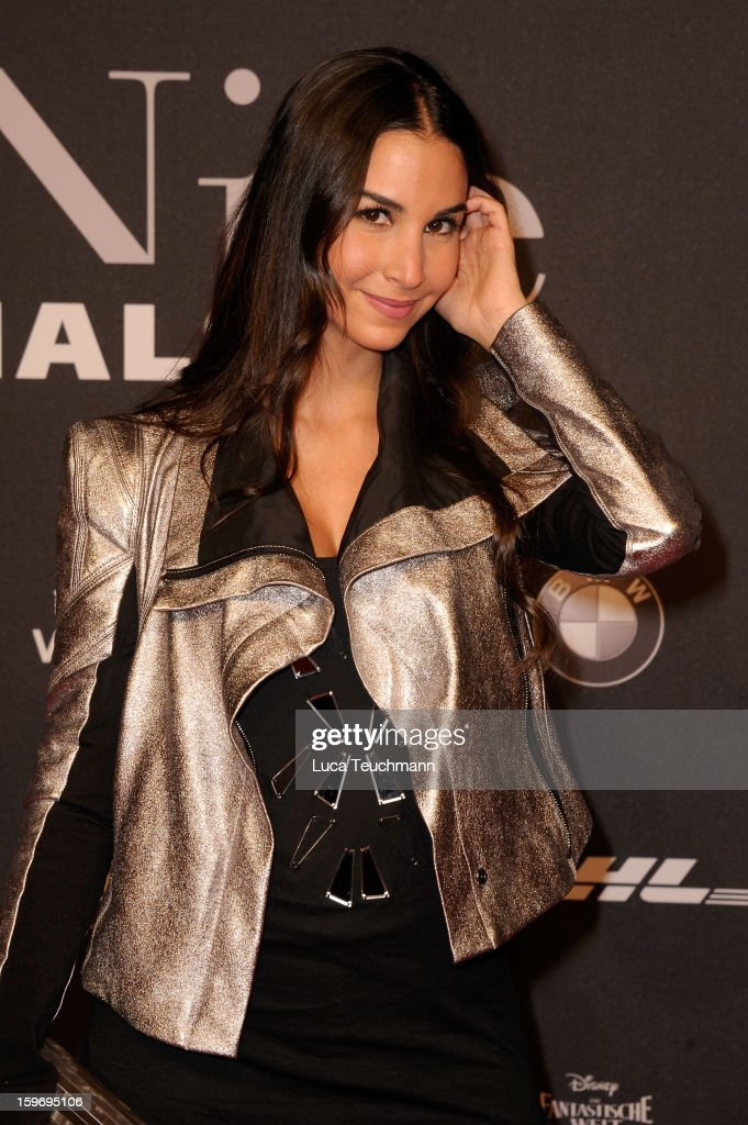 Sila Sahin attends Michalsky Style Nite Arrivals - Mercedes-Benz Fashion Week Autumn/Winter 2013/14 at Tempodrom on January 18, 2013 in Berlin, Germany.