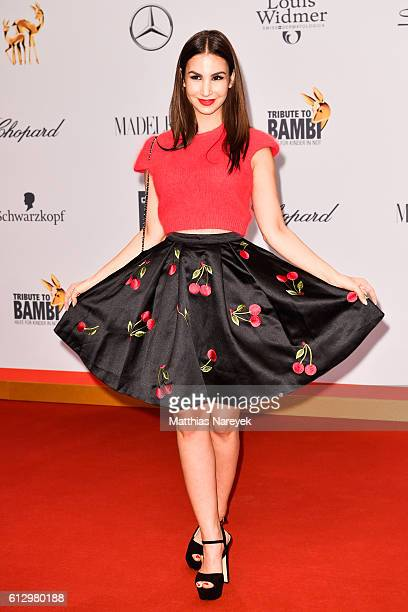 Sila Sahin attends the Tribute To Bambi at Station on October 6 2016 in Berlin Germany