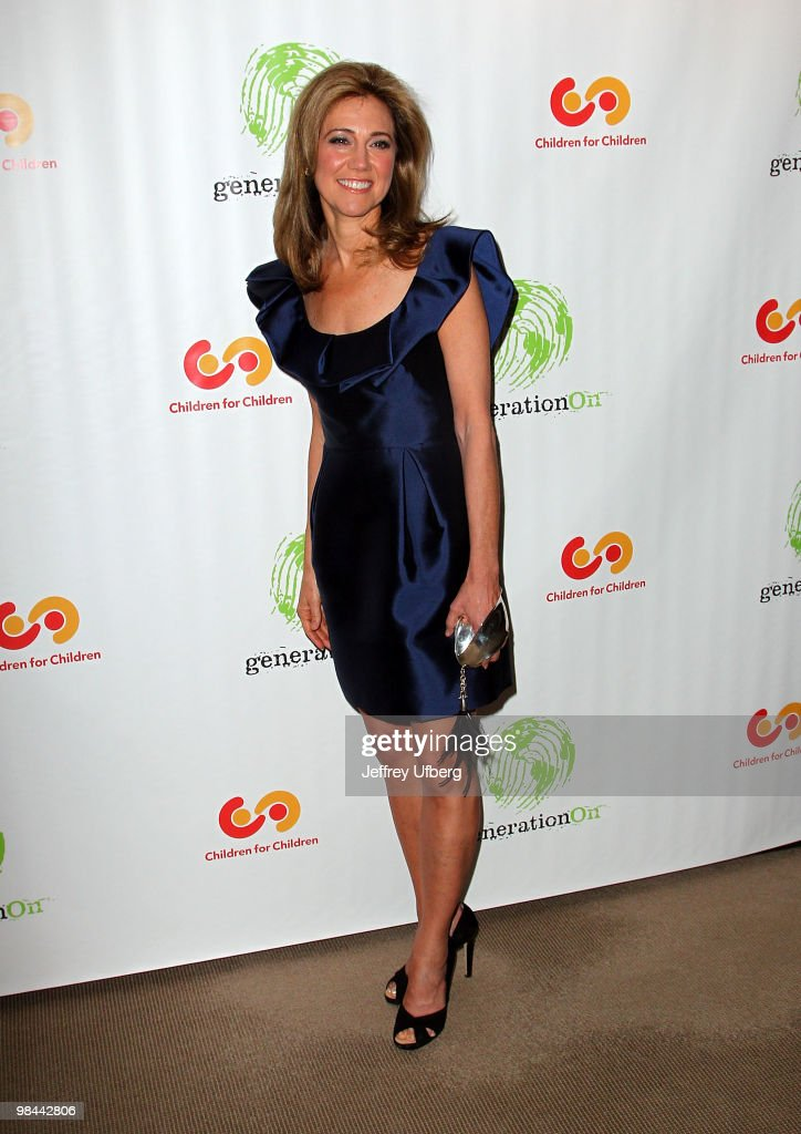 Silda Spitzer attends the 9th annual The Art Of Giving benefit by Children For Children at Christie's on April 13 2010 in New York City