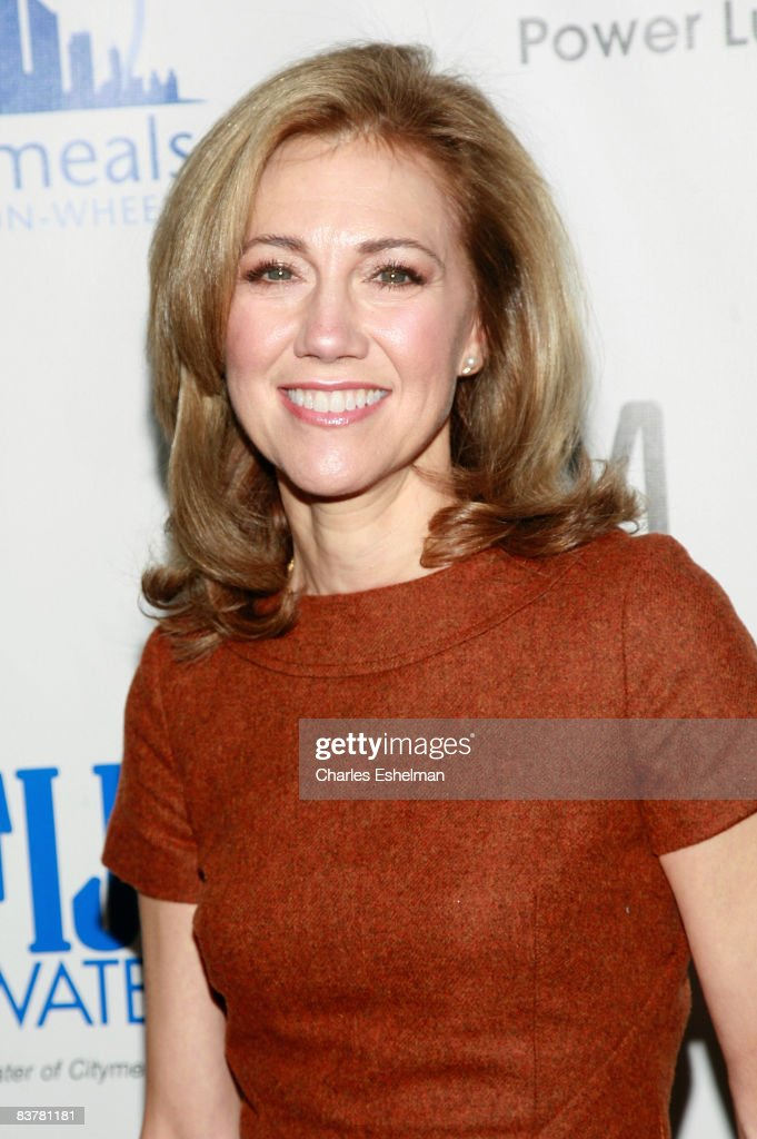 Silda Wall attends the 22nd Annual CitymealsonWheels Power Lunch for Women at the Rainbow Room on November 21 2008 in New York City