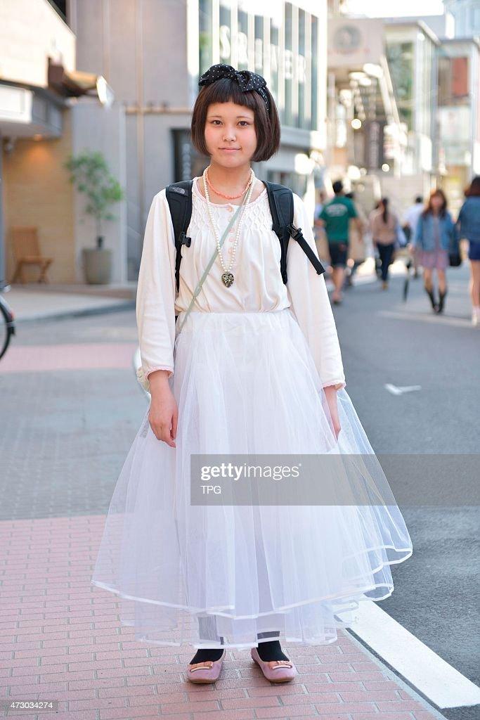 silence crew hold the celebration party at Tokyo Street Fashion at Harajuku on 15th April 2015 in Tokyo Japan