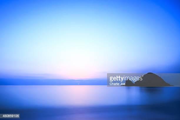 Silence of the sea...