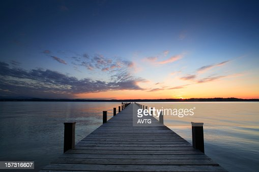 Silent Place : Stock Photo