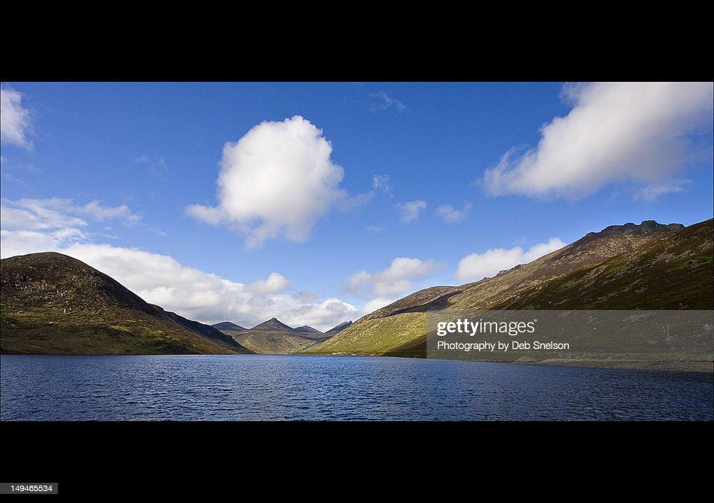 Silent Valley Reservoir near Kilkeel