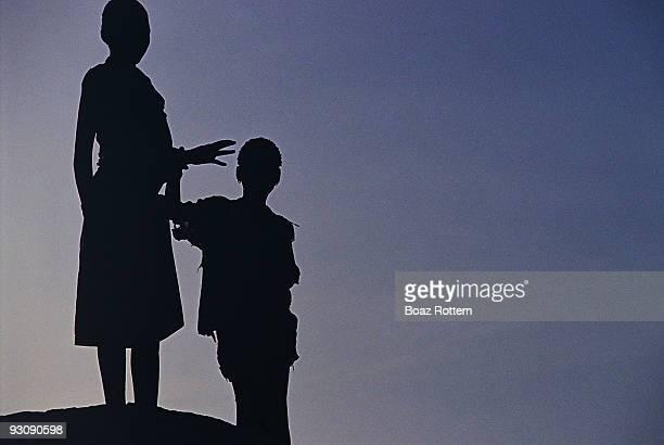 Silhouette Ethiopia