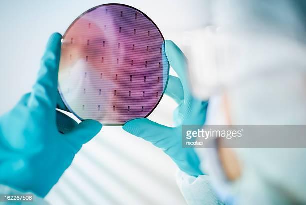 Silicon Waffel
