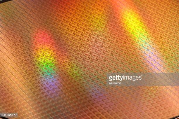 Placas de circuitos integrados de silício