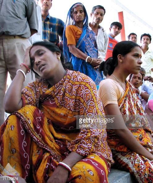 An Indian HIV Positive Woman, Sapna Chou Pictures