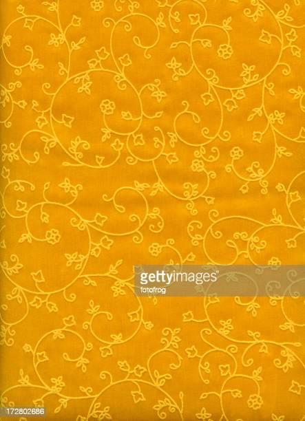 Tissu à brocarts en soie