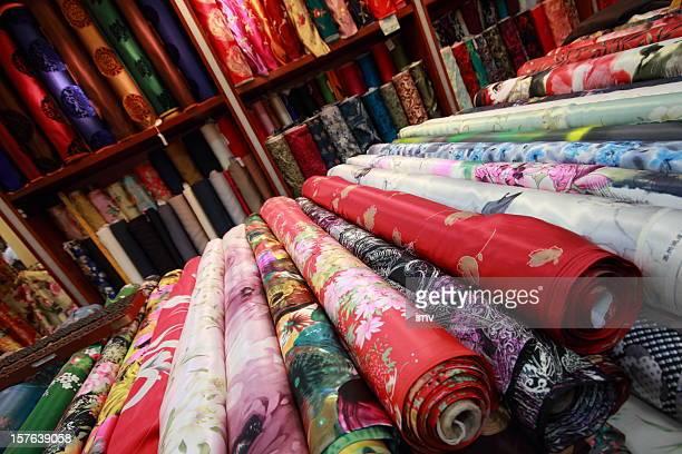 Silk clothes rolls
