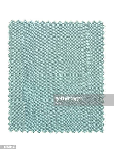 Silk Light Blue Fabric Swatch