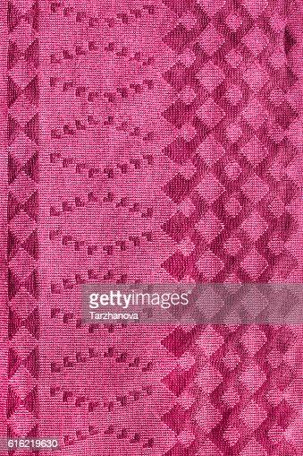 Silk pink texture : Bildbanksbilder