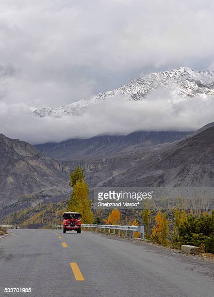 Silk Road KKH