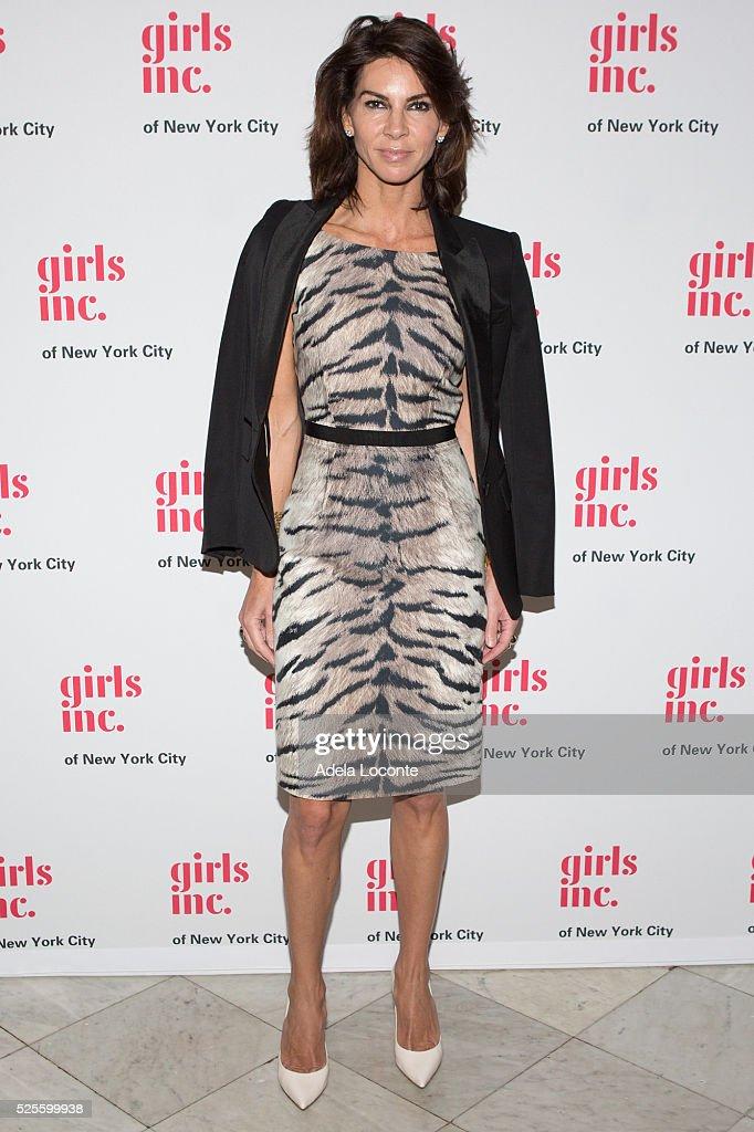 Silke Tsitiridis attends '2016 Girls Inc Spring Luncheon' at The Metropolitan Club on April 28, 2016 in New York City.