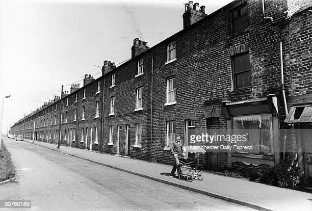 Silkstone Row in Altofts near Normanton was reported to have been the longest row of threestoreyed cottages in Europe It was built c 1865 for miners...