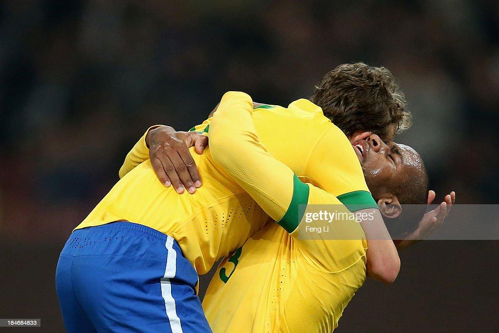 Brazil v Zambia