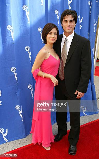 Silvana Arias and Ty Treadway during 31st Annual Daytime Emmy Awards Creative Arts Presentation Arrivals at Grand Ballroom at Hollywood and Highland...