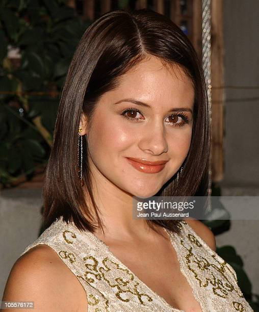 Silvana Arias during 19th Annual Soap Opera Digest Awards Reception Arrivals at White Lotus in Hollywood California United States