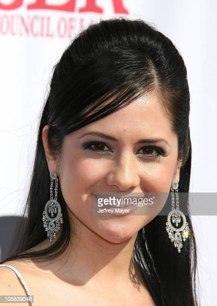 Silvana Arias during 2006 NCLR ALMA Awards Arrivals at Shrine Auditorium in Los Angeles California United States