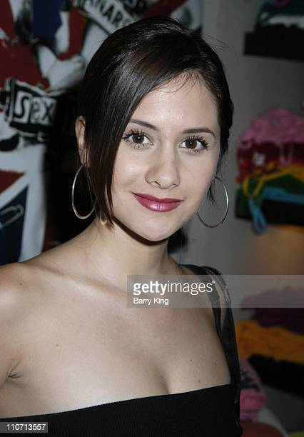 Silvana Arias during Elahn Boutique Hosts Vivienne Westwood Fashion Show And Party at Elahn Boutique in Studio City California United States