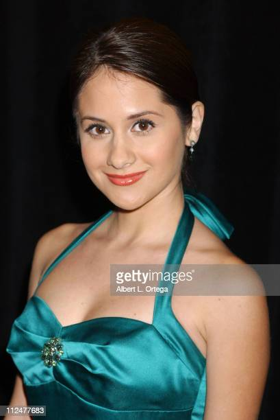 Silvana Arias during The 2004 19th Annual Imagen Awards Gala at The Regent Beverly Wilshire Hotel in Beverly Hills CA United States