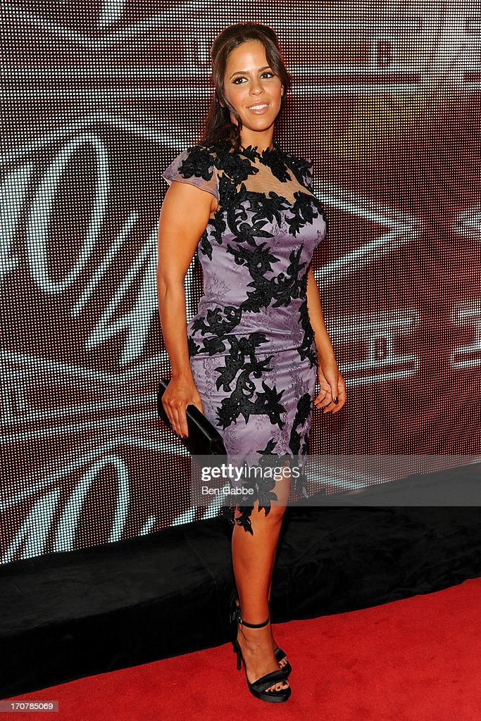 Silvana Marmolejos attends The 40/40 Club 10 Year Anniversary Party at 40 / 40 Club on June 17, 2013 in New York City.