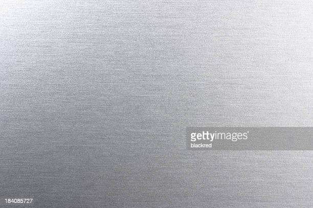 Silver Chrome Surface