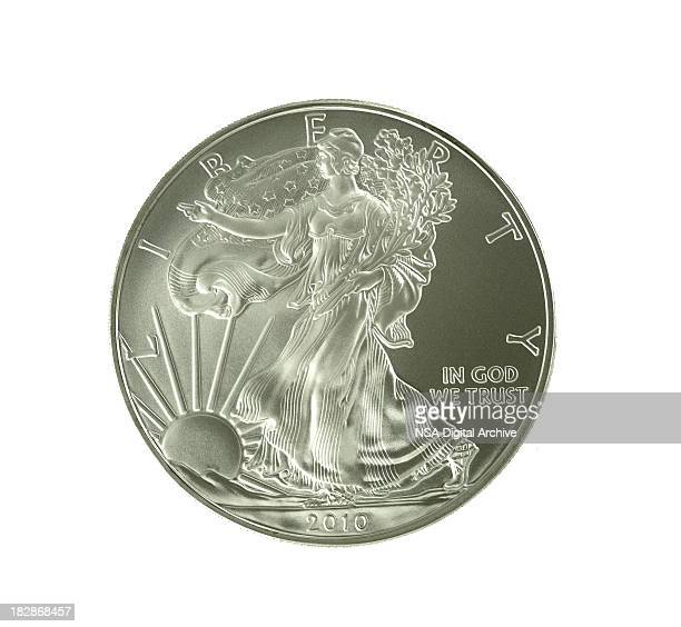 US Silver Dollar Coin (XXXL)