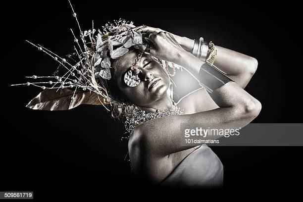 Silver Göttin