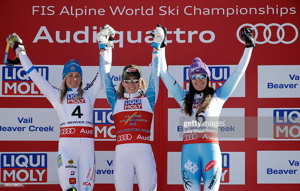 2015 FIS Alpine World Ski Championships - Day 13