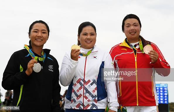 Golf - Olympics: Day 15 : News Photo