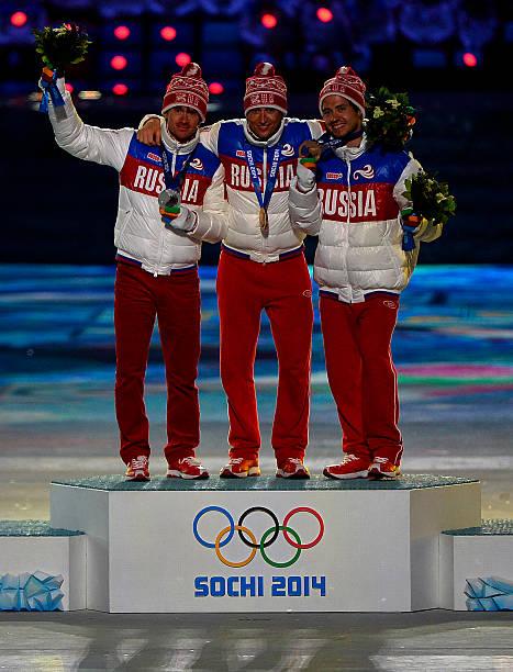 "Képtalálat a következőre: ""cross country men 50 km sochi medal ceremony"""