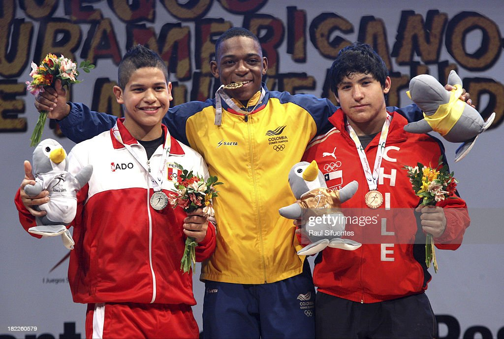 I ODESUR South American Youth Games - Day 8