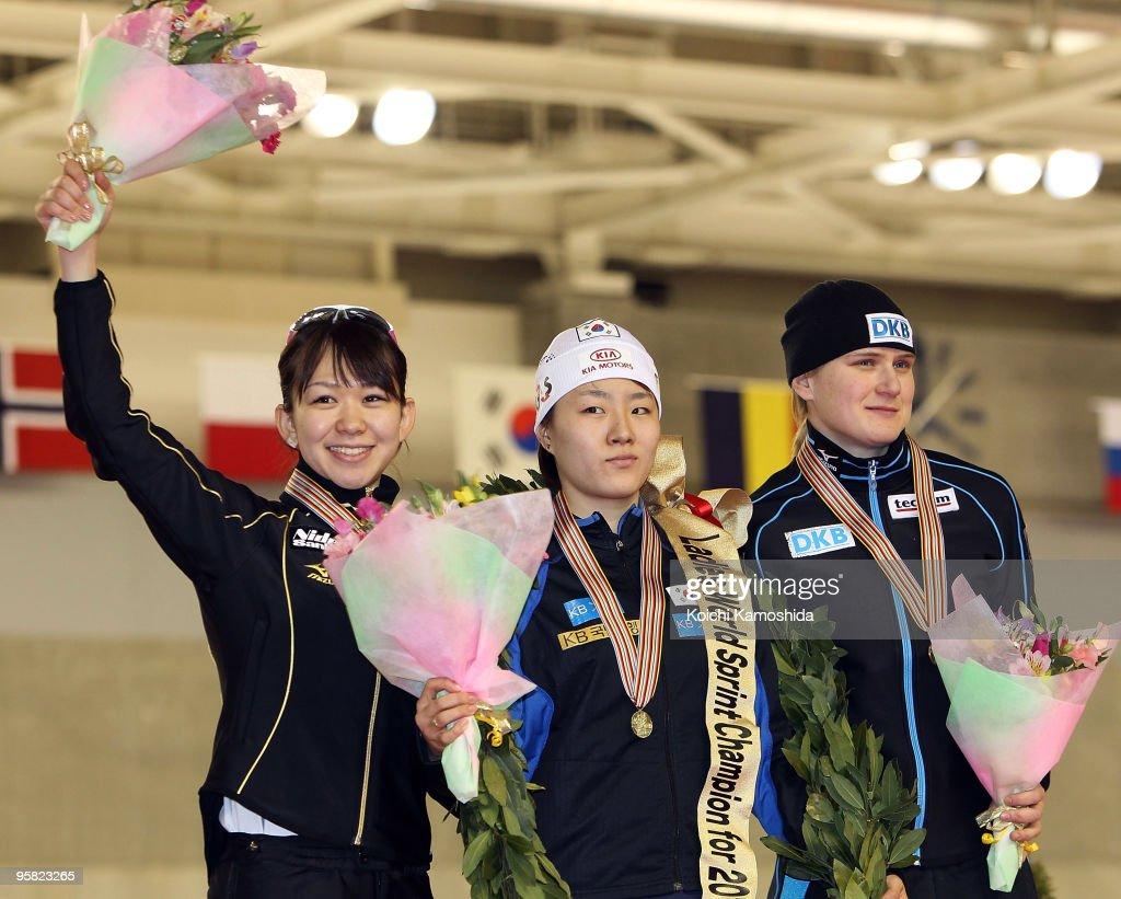 ISU World Sprint Speed Skating Championship Obihiro - Day 2