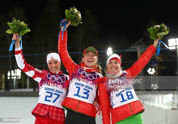 Biathlon - Winter Olympics Day 7