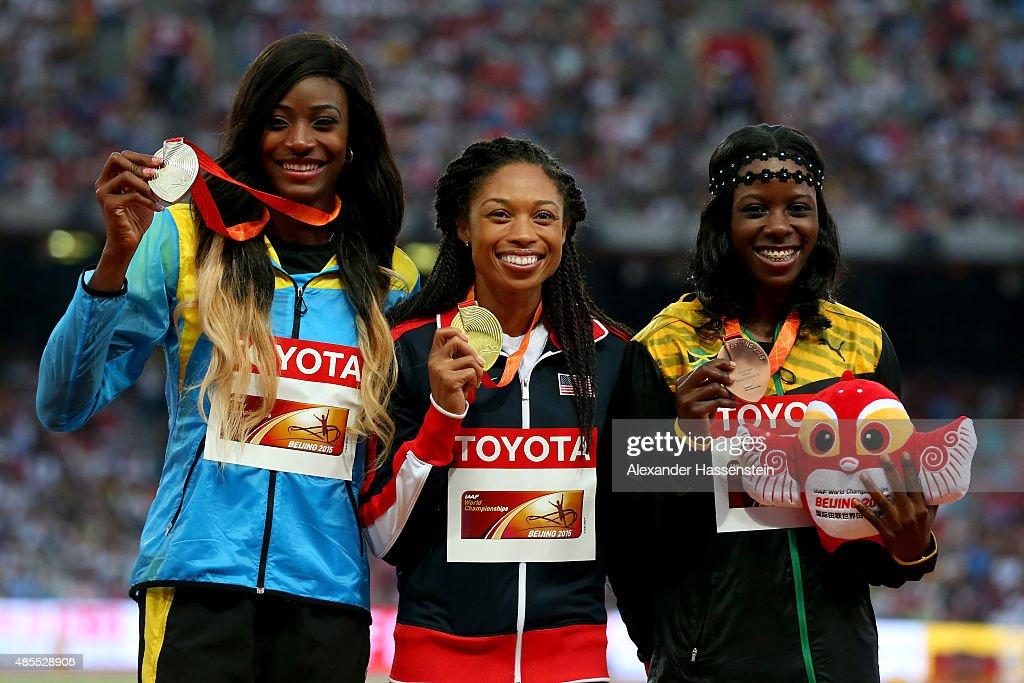 15th IAAF World Athletics Championships Beijing 2015 - Day Seven