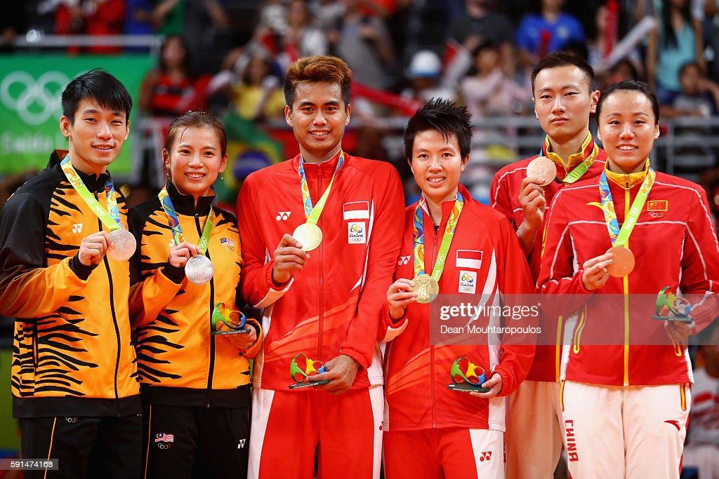 Badminton - Olympics: Day 12