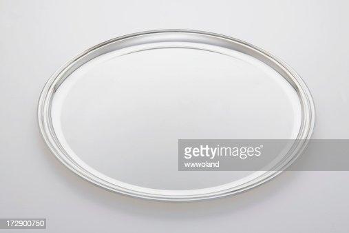 Piatto d'argento