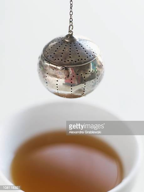 Silver Tea Ball