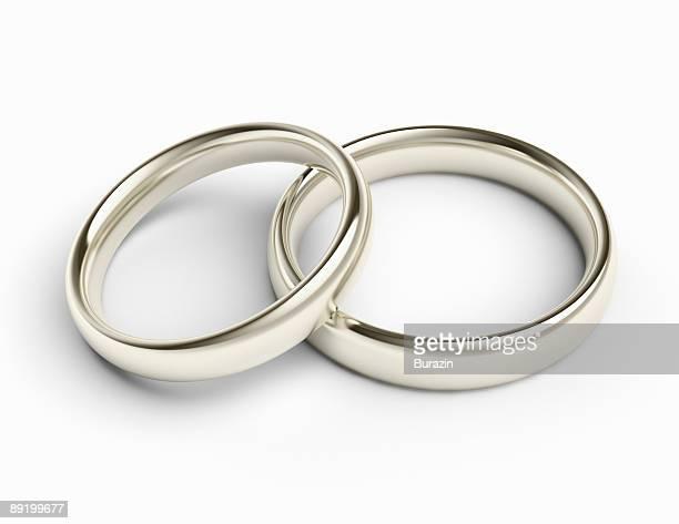 silver wedding bands rings - Silver Wedding Rings