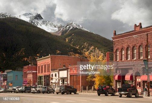 'Silverton, Colorado'