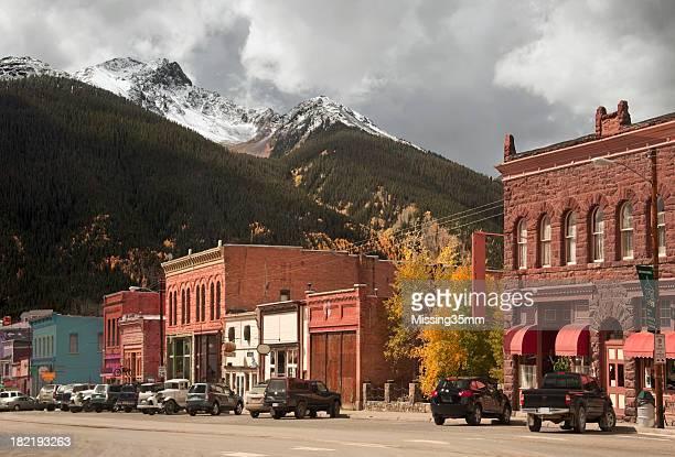 Silverton, dans le Colorado