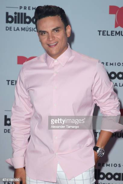 Silvestre Dangond attends the Billboard Latin Music Awards at Watsco Center on April 27 2017 in Coral Gables Florida