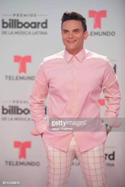 Silvestre Dangond attends the Billboard Latin Music Awards at Watsco Center on April 27 2017 in Miami Florida