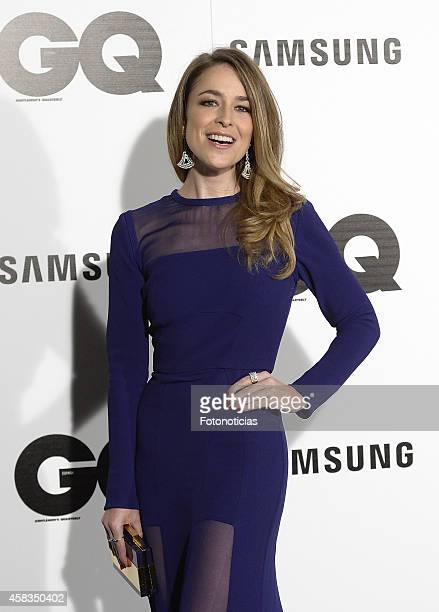 Silvia Abascal attends the GQ 2014 Men of the Year Awards ceremony at the Palace Hotel on November 3 2014 in Madrid Spain